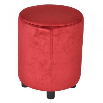 Can Classic Red Velvet Ø37,50cm